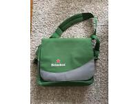 Heineken bag laptop case