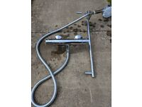 Thermostat mixer shower, used, in working condition.