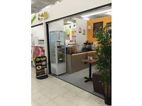 SMOOTHIE CAFE BUSINESS FOR SALE