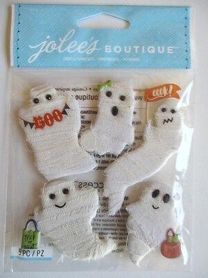 Jolee's Boutique 3D stickers - Gauze Ghosts - Halloween