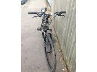 mountain bike trek 7100 Alpha frame size 20
