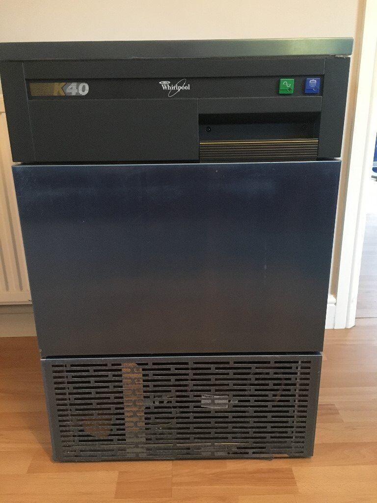 Whirlpool / Philips K40 commercial ice machine - Brand new