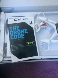 Quadcopter in box