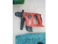 Hilti SDS drill TE 4-22A - Good condition