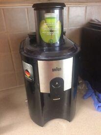 Fruit and veg blender
