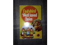 Ladybird Well loved tales box