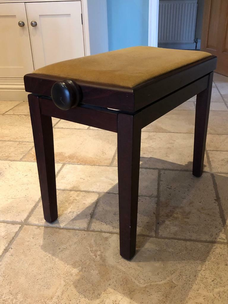 Cool Piano Stool Bench In Norwich Norfolk Gumtree Gmtry Best Dining Table And Chair Ideas Images Gmtryco