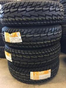 NEW LT245/75R16 winter tires. 10 ply.  Blow out sale !