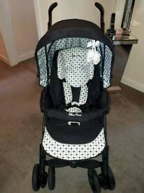 3D Silvercross special edition &isofix