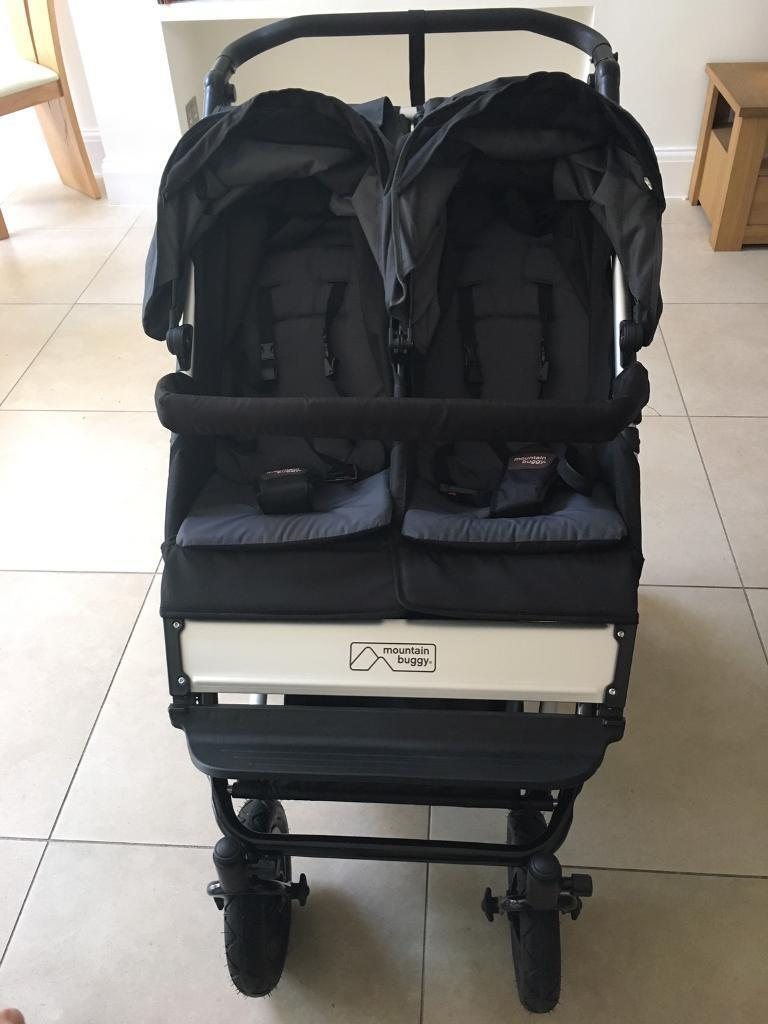 Mountain Buggy Duet Double Buggy