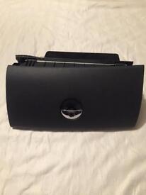 Mini Cooper glove box