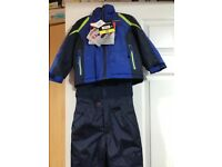Childrens Weatherproof Onesie Jacket and Trousers