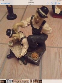 Laurel and Hardy Ornaments