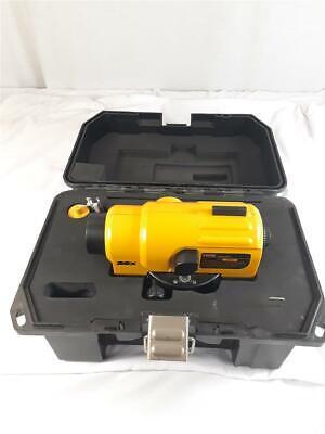 Dewalt Dw096 26x Auto Optical Level Heavy Duty