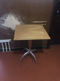 8 tables for sale