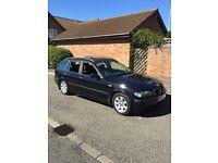BMW 320d estate SE Touring 2002(52)