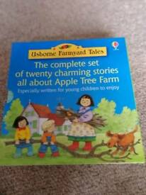 Usborne Farmyard Tales 20 book set