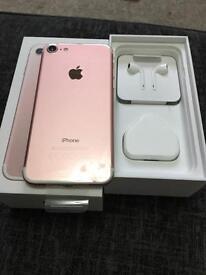 iPhone 7 32gb unlock.