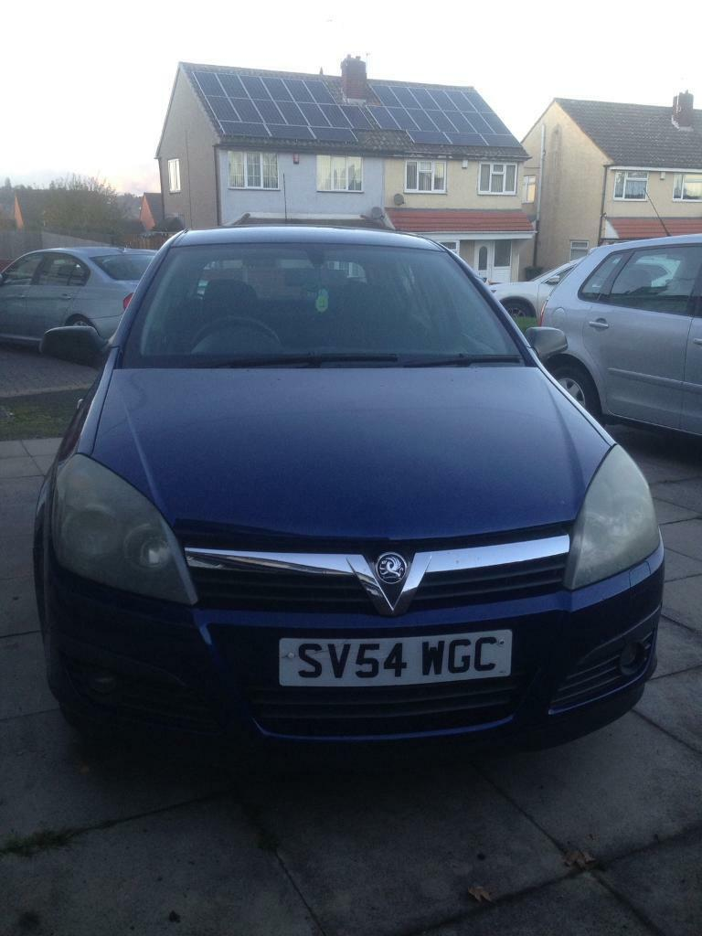 Vauxhall Astra Club Twin Port 1.4 Petrol Manual Bargain Only £895 Low Mileage