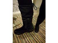 MBT Women Boots