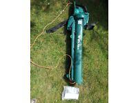 Wickes 200w garden vacuum / blower & mulcher