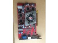 PCI Graphics Card - ATI Radeon 9800 Pro 128Mb - only £7.50 incl P&P UK