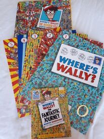 Where's Wally? The Wonder File