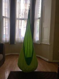 Child's indoor swing