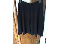 Next black skirt