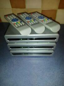 Sainsbury DTV Set Top Box