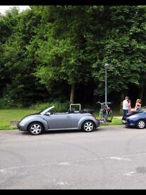 Volkswagen Beetle convertible low mileage