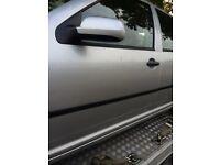 Volkswagen Golf mk4 doors
