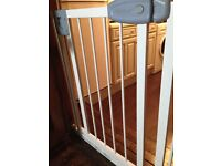 Tippitoes Narrow Child Safety Gate