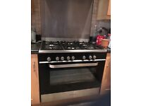 Kenwood 5 gas hob cooker and oven for sale