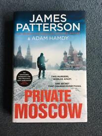 James Patterson - Private Moscow