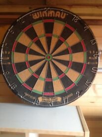Brand new dart board