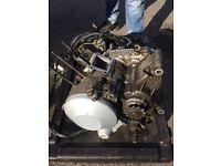 Am6 engine 50cc dt 50 rs 50 derbi 50