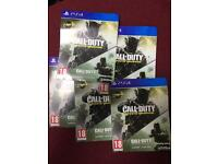 BRAND NEW SEALED CALL OF DUTY INFINITE WARFARE LEGACY EDITION PS4 PLAYSTATION