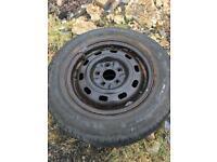 215/65/15c x2 Avon tyres