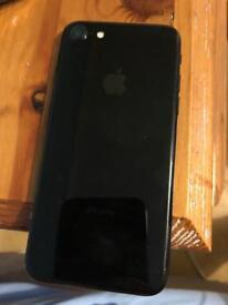 Iphone 7 black.