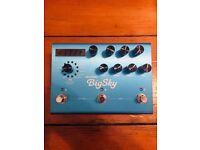 Strymon BigSky Reverb pedal