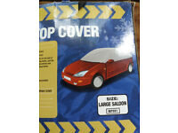 car cover for large saloon