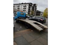 Recovery tow truck car transporter pick up car truck winch straps cramp all good ready to drive work