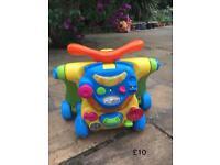 Ride along / baby walker toy