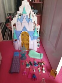 Disney frozen ice palace