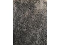 Grey rug from next