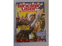 Sinclair user Vintage Magazine - Issue 48 - March 1986