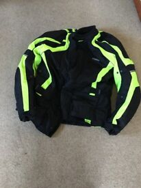 RK Sports Moyorcycle Jacket (52/54 inch chest)