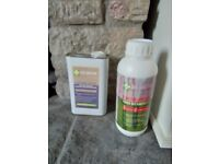 Tile Doctor Colour Grow and Nanotech HBU Remover