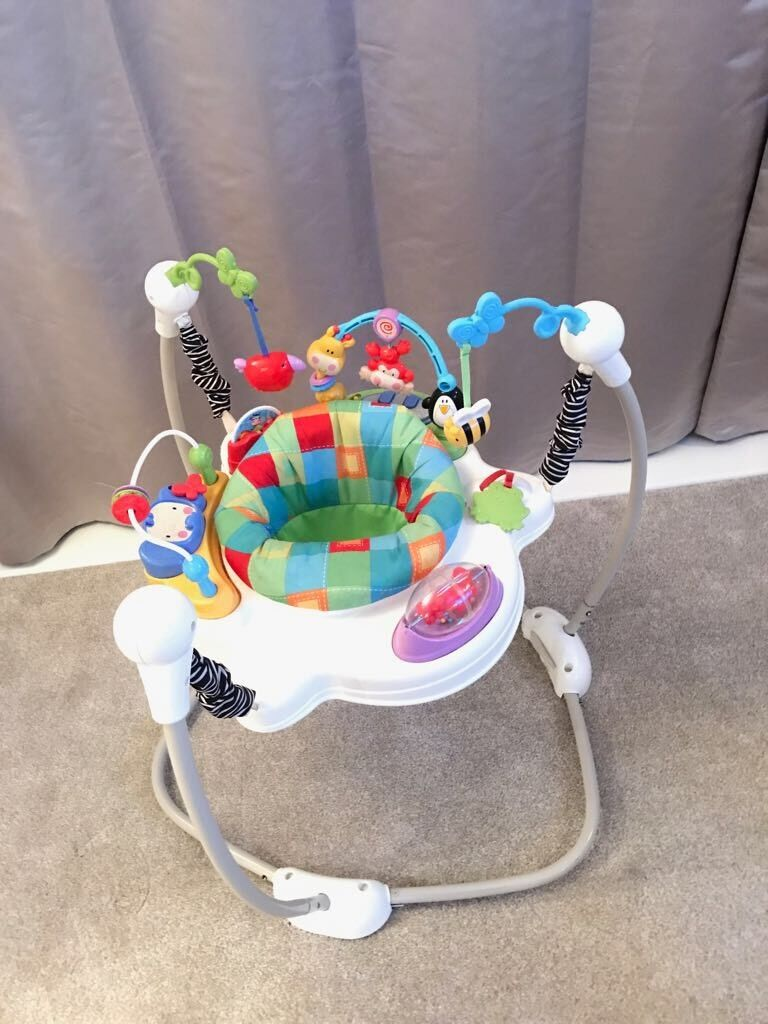 Discover n' grow Jumperoo